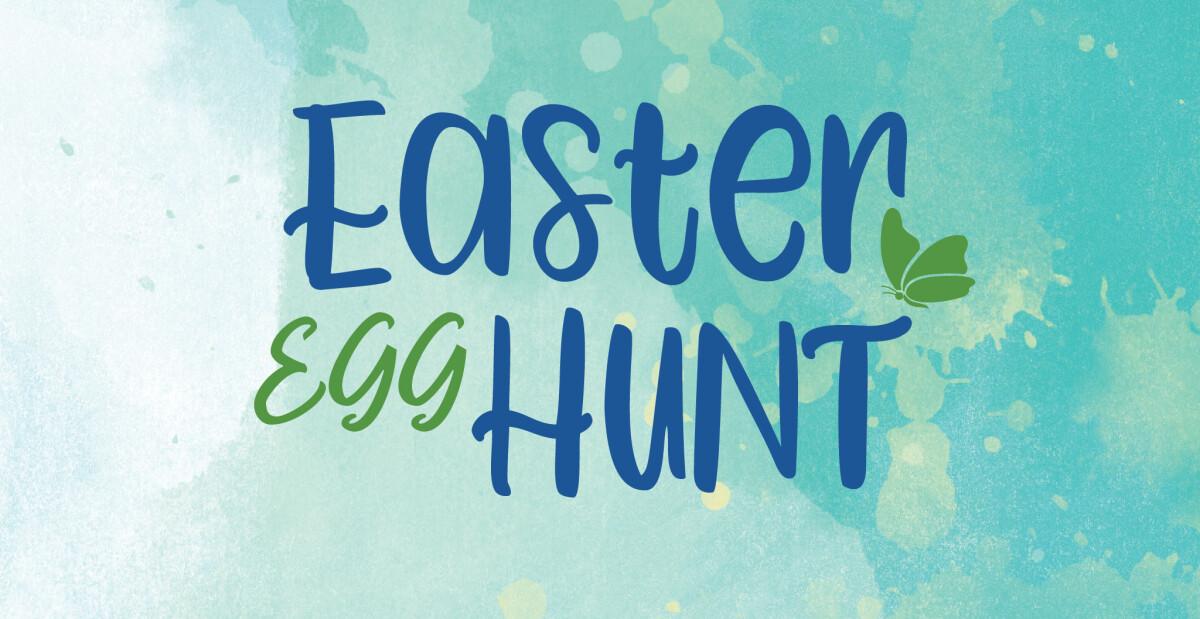 Easter egg hunt the living room community church for The living room church kennewick wa
