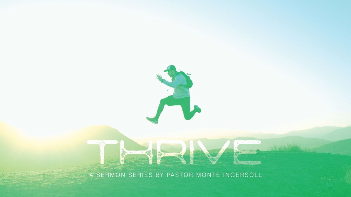 Thrive Sermon Series