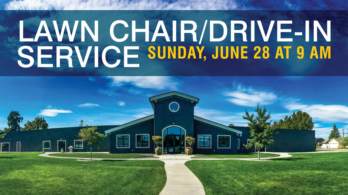 Lawn Chair/Drive-In Service