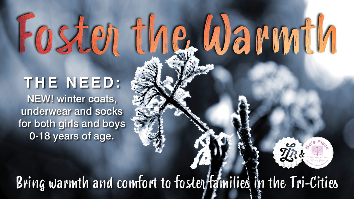Foster The Warmth