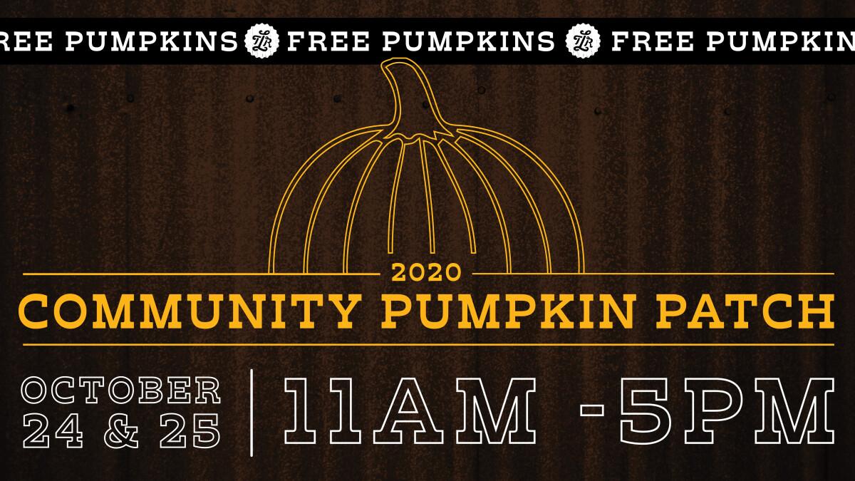 Community Pumpkin Patch